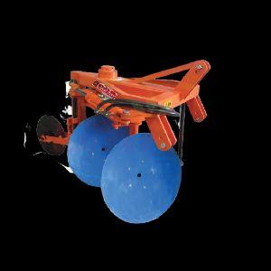 Hydraulic 2 Bottom Reversible Disc Plough