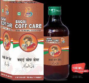 Baqai Coff Care Syrup