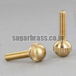 Brass Ball Head Screw