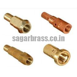 Brass Contact Tip Holder