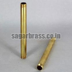Threaded Brass Pipe
