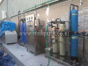 RO DM Water Treatment Plant
