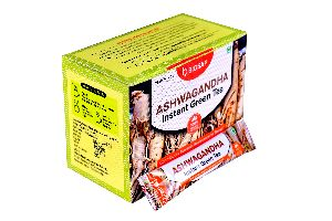 Ashwagandha Instant Green Tea