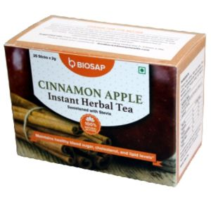 Cinnamon Apple Instant Herbal Tea