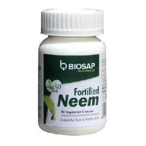 Fortified Neem Capsules