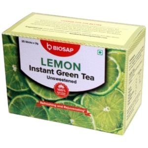 Lemon Instant Green Tea