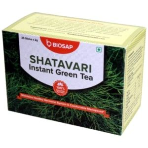 Shatavari Instant Green Tea