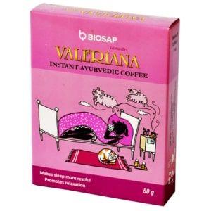 Valerian Instant Ayurvedic Coffee