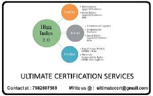 HiGG Certification