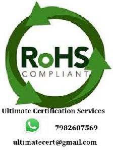 ROHS Compliance Certification