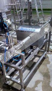 Pipeline Metal Detector