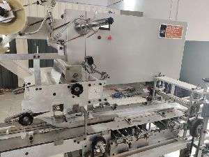 Fully Automatic Wet Wipe Making Machine