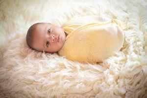 GE-78 Wool Flokati Rugs For New Born Babies