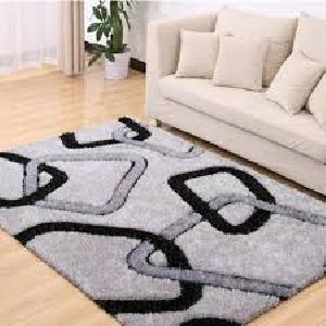 GE-93 Polyester Shaggy Rugs