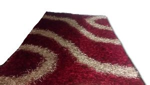 GE-98 Polyester Shaggy Rugs