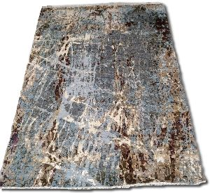 GE-1103 Hand Knotted Silk Carpets