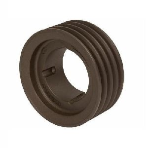 C Section Single Groove Solid Pulley With H.NOB