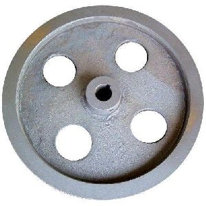 CI A or B Step Light Pulley