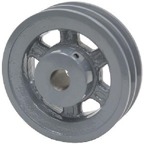 CI Cam Bore Pulley
