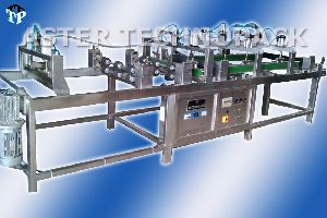 Continuous Seal Pouching Machine