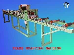 Frame Wrapping Machine