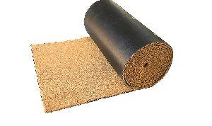 PVC Coir Tufted Mat Rolls