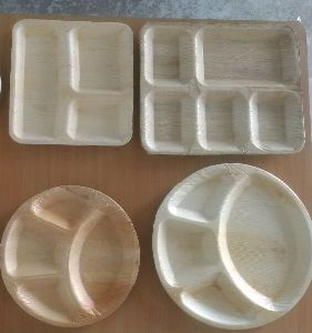 Areca Leaf Partition Plates