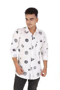 Mens Cotton Lycra Shirts