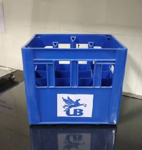 Plastic Molded Crates and Pallets