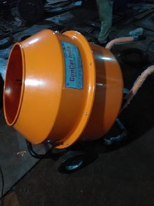 Electric Motor Mini Concrete Mixer