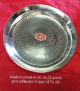 Stainless Steel Mathar Parat