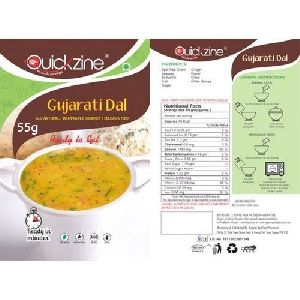 55g Ready to Eat Gujarati Dal