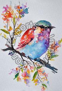 Decorative Watercolor Paintings