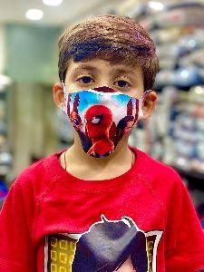 kids 3d print face mask