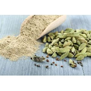 Cardamom Flavored Powder