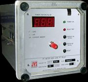 Lead Power Factor Relay
