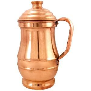 Copper Plain Jugs