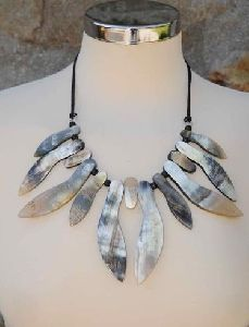 Designer Horn Necklace