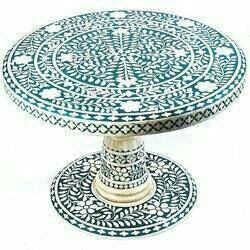 Fancy Round Table