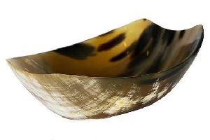 Oval Horn Bowl