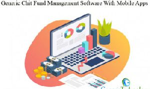 Generic Chit Fund Management Software With Mobile Apps