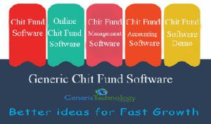 Generic Chit Fund Software Services In all Over India