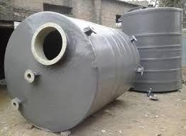 PPH FRP Tank