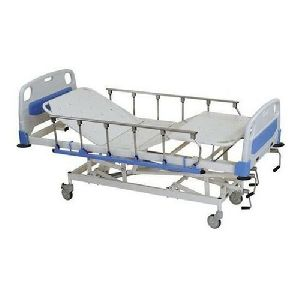 AH-001 ICU Bed Mechanically (ABS Panels & Railings)