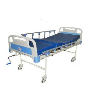 AH-0010 Semi Fowler Hospital Bed Electrical With Railing