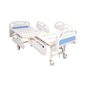 AH 003 ICU Bed Manual with Mattress