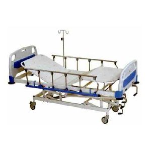 AH 004 ICU Bed Mechanically (Railing )