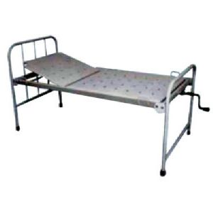 SS Bow Plain Hospital Bed