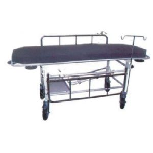Stretcher Trolley With Mattress