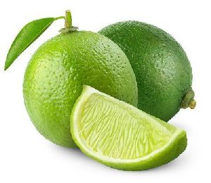 Fresh Green Lemon